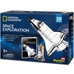 "3D Puzzle ""Space Exploration"" National Geographic"