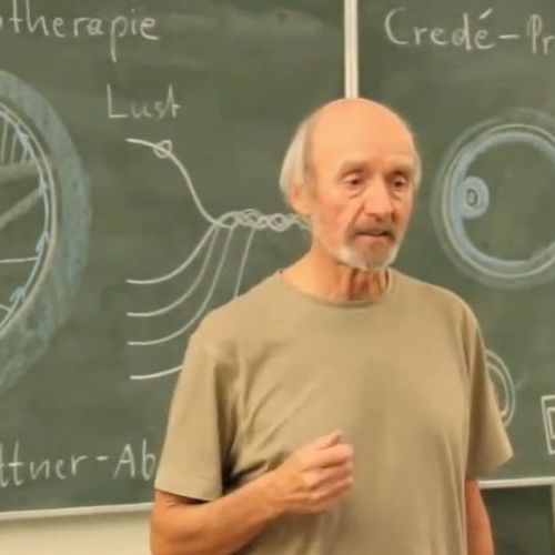 Basics of living development - Ten German language lectures by Bernd Senf on Wilhelm Reich and the life energy Orgon