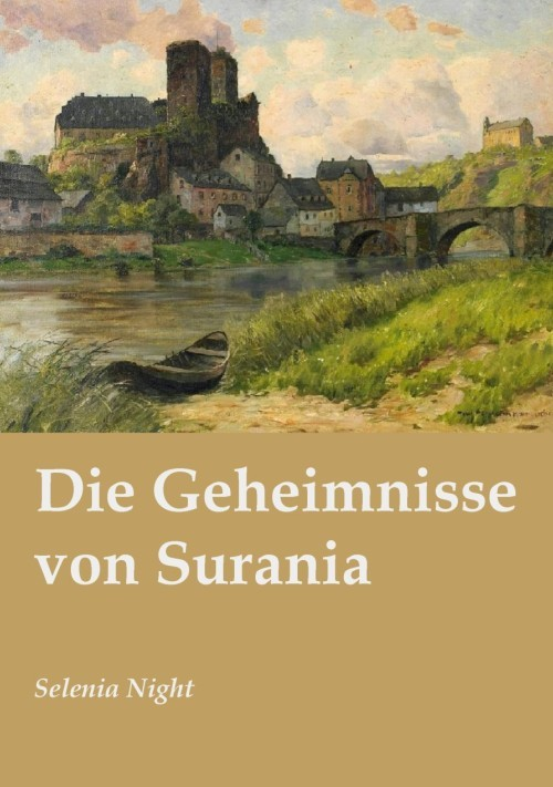 Fantasy - pkp Publishers - Die Geheimnisse von Surania (Selenia Night) (German language)