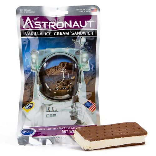 Astronaut Space Food – Vanille Eiscreme Sandwich