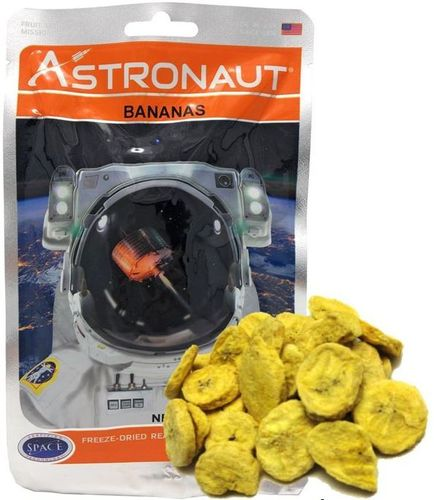 Astronaut Space Food – Früchte: Bananen
