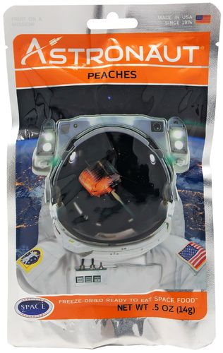 Astronaut Fruits – Peaches