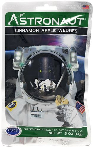 Astronaut Fruits – Cinnamon Aplle Wedges