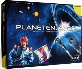 Planet hunters, board game