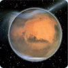 3D space magnet – Mars – Planets of the Solar system