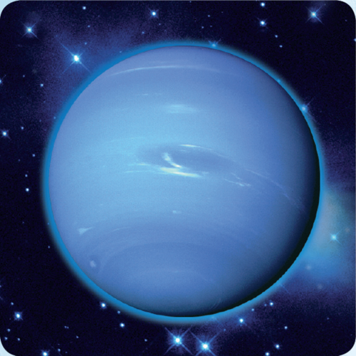 3D space magnet – Neptune – Planets of the Solar system