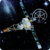 3D space magnet – Probe Mariner 2 – Space flight