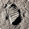 3D Space Magnet Footprint on the Moon