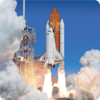3D space magnet – Space Shuttle Atlantis – Space flight