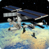 3D space magnet – ISS – Space flight