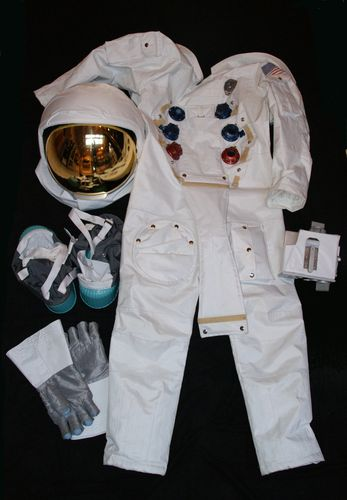 Apollo Space Suit 2