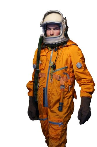 "High-Altitude Flight Suit ""Gagarin"""