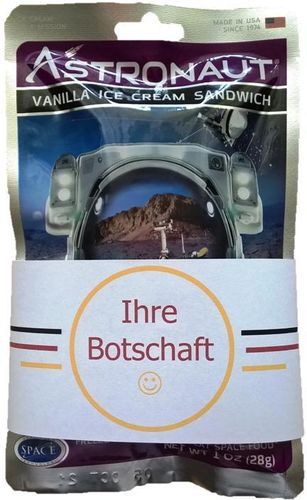 Astronaut Space Food – Branding