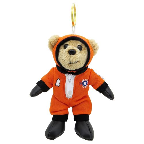 Astronaut Teddy – 14 cm plush bear key ring