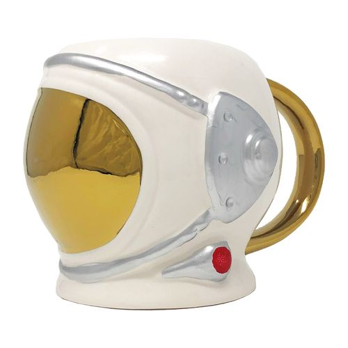 590 ml Mug – Space suit helmet, golden visor