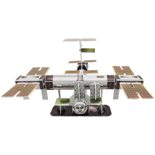 Physisches 3D Puzzel – Internationale Raumstation ISS
