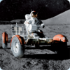 3D space magnet – Moon rover – Space flight