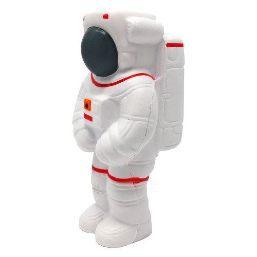 Space stress toy astronaut with space suit – 11.5 cm tall