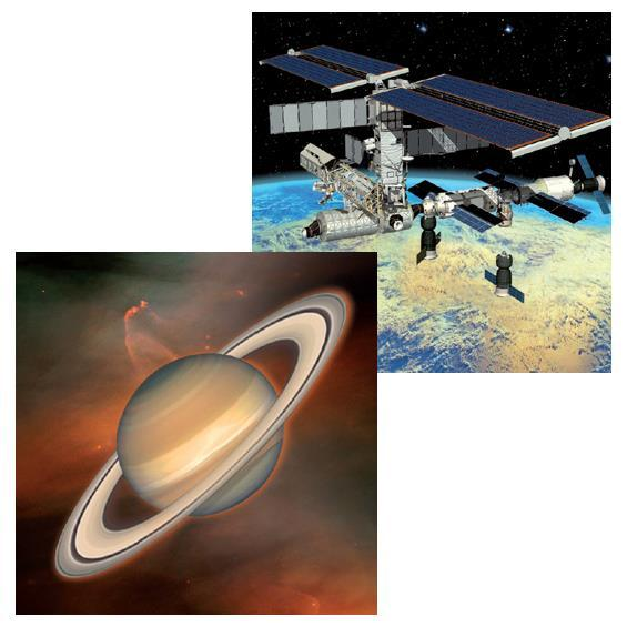 3D magnets - planets of our solar system & men into space