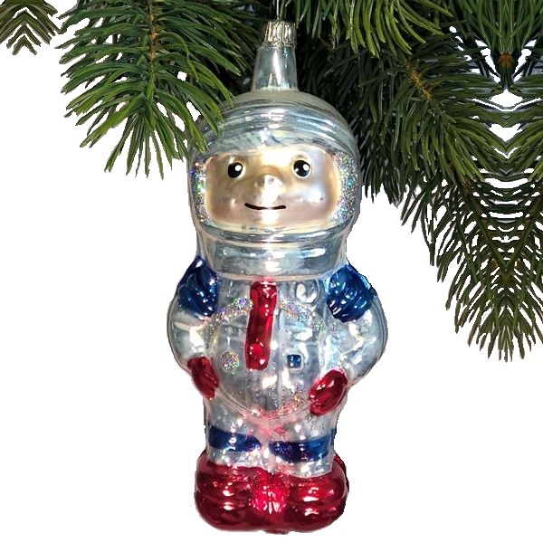 Christmas Tree Glass Ornaments - Craftsmanship from Thuringia, Germany